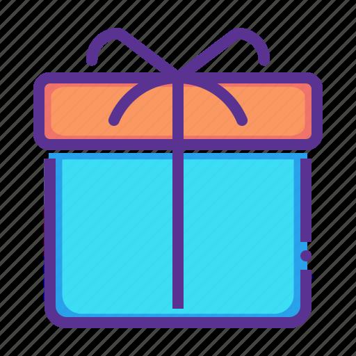 birthday, christmas, diwali, gift, new year, pack, present icon