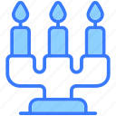 candles, celebration, decoration, candle, light, traditional, lamp