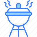 barbecue, grill, cooking, bbq, tikka, meat, dinner
