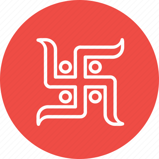 Diwali, festival, godess, hindu, laxmi, saraswati, swastik icon - Download on Iconfinder