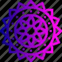 celebration, decoration, diwali, festival, indian, rangoli, sticker