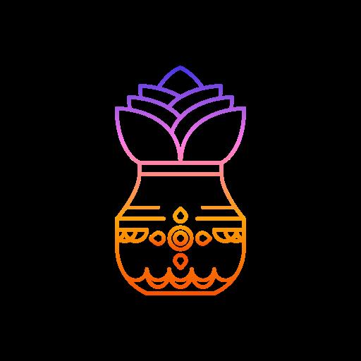 decorations, kalash icon