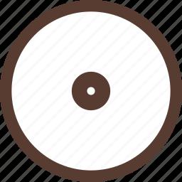 cd, dj, media, mp3, music, record, studio icon