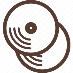 dj, media, music, records, studio, vinyl, vinylrecords icon