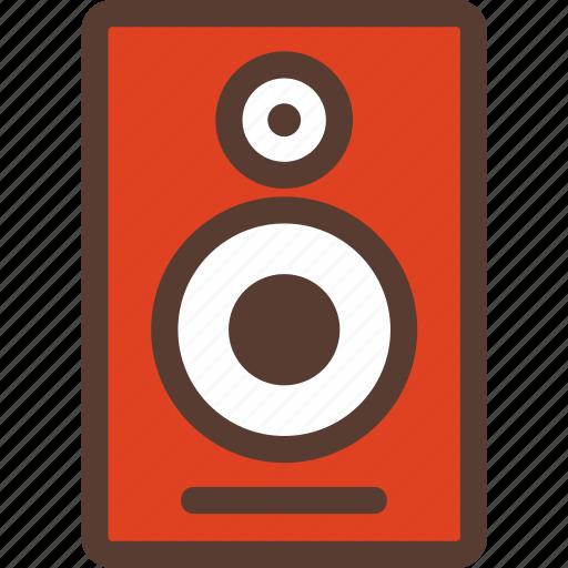 dj, media, music, speakers, speakers2, studio icon