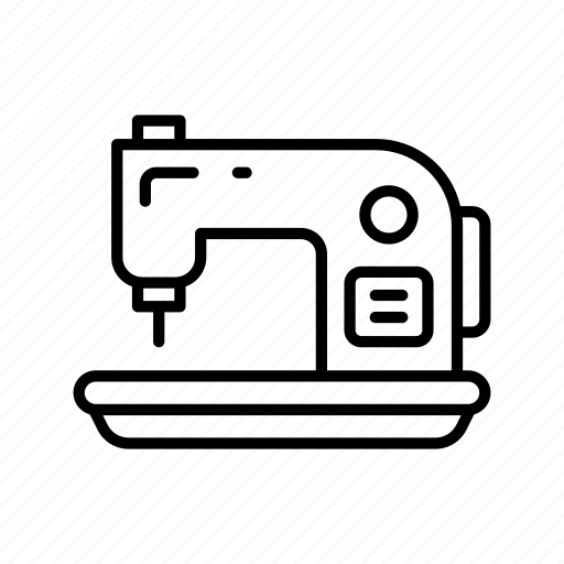 Sewing, sewing machine, tailor, tailoring icon - Download on Iconfinder