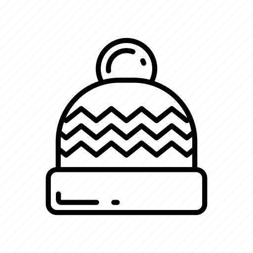 Crochet, handmade, hat, knit, knitting, wool icon - Download on Iconfinder