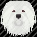 animal, dog, dog breed, english sheepdog, herding dog icon