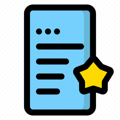 doc, document, file, rate, sheet icon