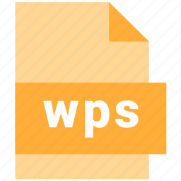 file, format, wps icon