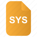 doc, file, os, sys icon