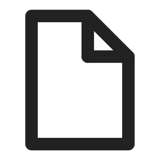 blanc, documents, file, page, sheet, text icon