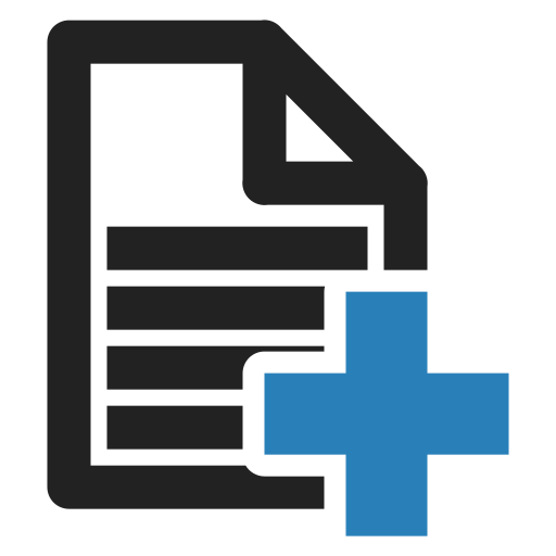 documents, file, files, plus, sheet, text icon