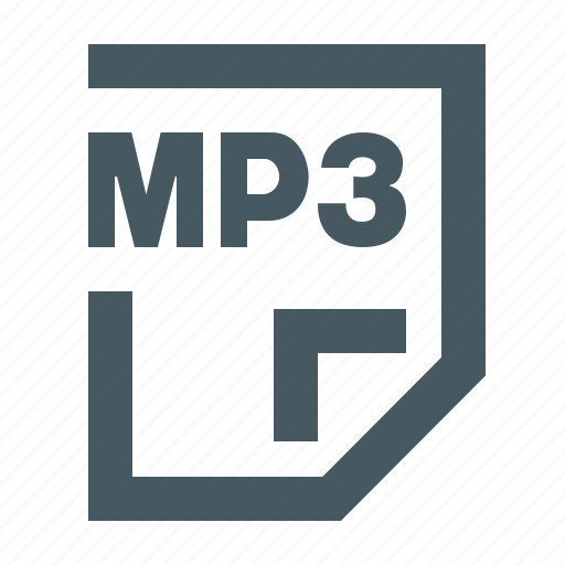 document, documents, extension, file, files, gizmo, letter, mp3, mp3 document, mp3 file, paper, simple icon