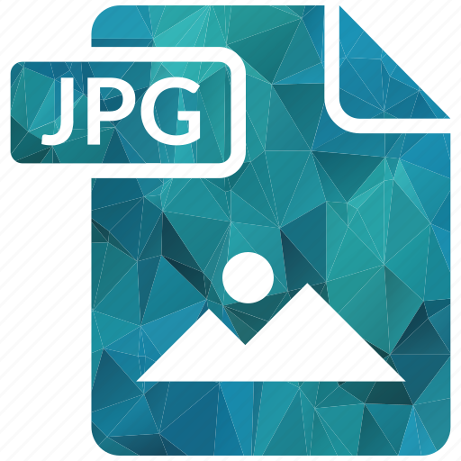 document, extension, jpg, page, type icon