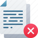 cross, document, documentation, files, incorrect, note