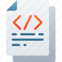code, document, documentation, files, html, note