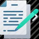 document, documentation, files, note, sign, signature