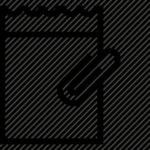 attachment, data, documents, file, paper, report, sheet icon