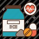 dog, care, medicine, medication, supplements, drag, health