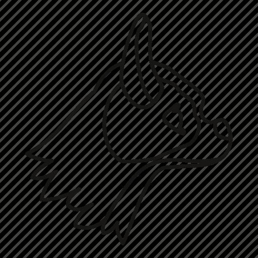 Animal, dog, line, outline, pet, pug, puppy icon - Download on Iconfinder