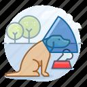 dog, doggy, dogs, labrador retriever, pet, puppy icon