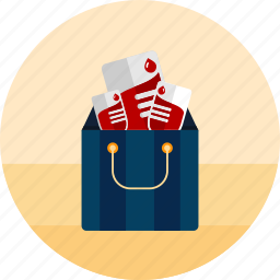 bags, blood, box, deed, donation, good icon