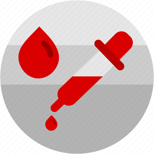blood, collect, drop, eyedropper, good icon