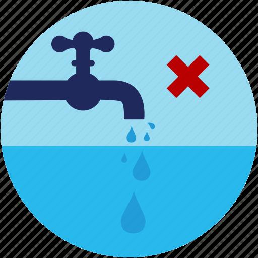 deed, drops, good, reduce, tab, usage, water icon