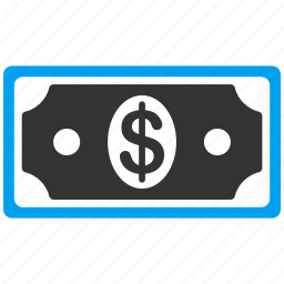 banknote, cash, currency, dollar, finance, financial, money icon