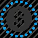 bank, business, cash, coin, dollar, finance, money