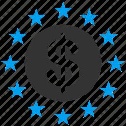 bank, business, cash, coin, dollar, finance, money icon