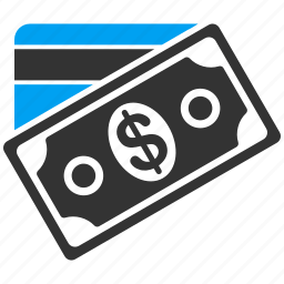 business, cash, coin, credit, currency, dollar, finance icon