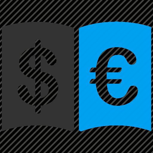 book, catalog, directory, dollar, handbook, prices, prospect icon