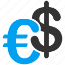 bank, business, cash, dollar, finance, forex market, money icon