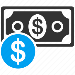bank, business, cash, dollar, finance, money, payment icon