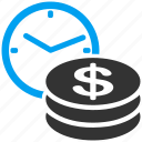 banking, credit, currency, dollar, finance, money, payment icon