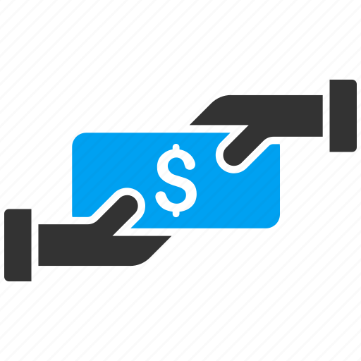 Bank service, buy, donation, finance, money transfer, payment, salary icon - Download on Iconfinder