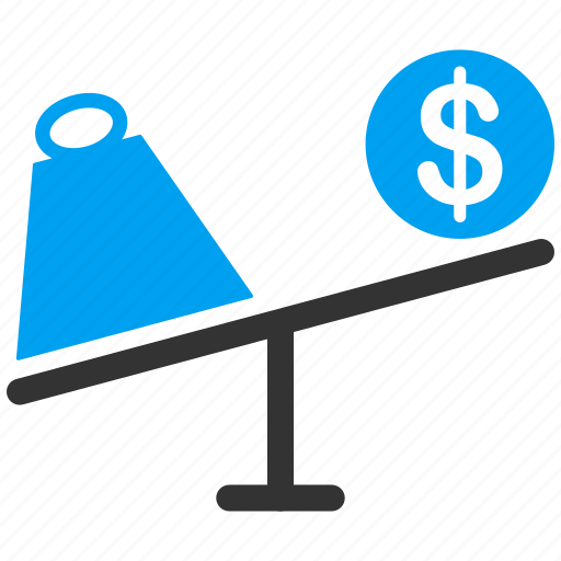 commerce, commercial, market, scales, speculation, trade, trading icon