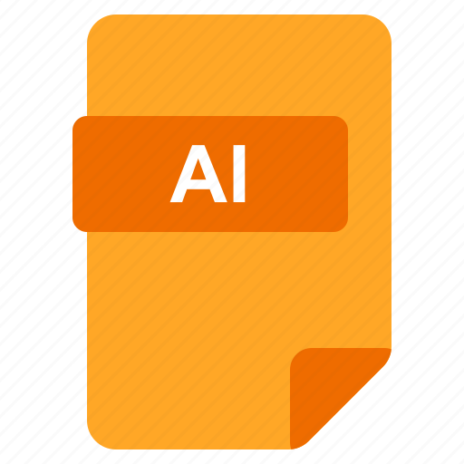 Ai, file, format, type icon - Download on Iconfinder