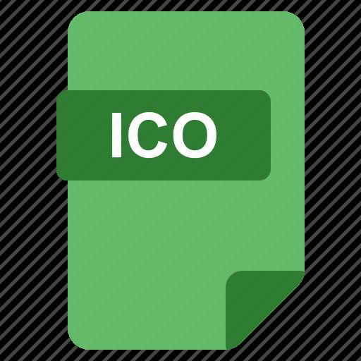 file, format, ico, type icon