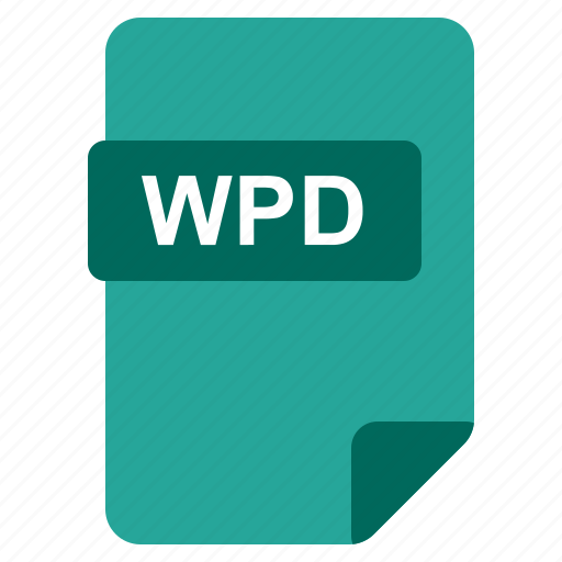 file, format, type, wpd icon