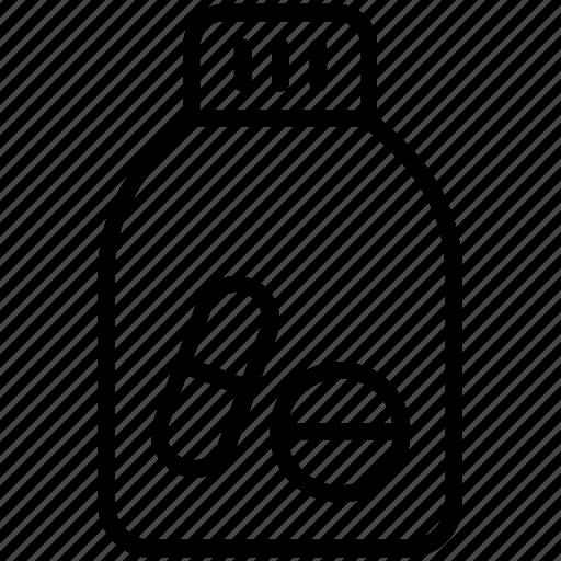 medical, medication, medicine, pharmacy, prescription icon