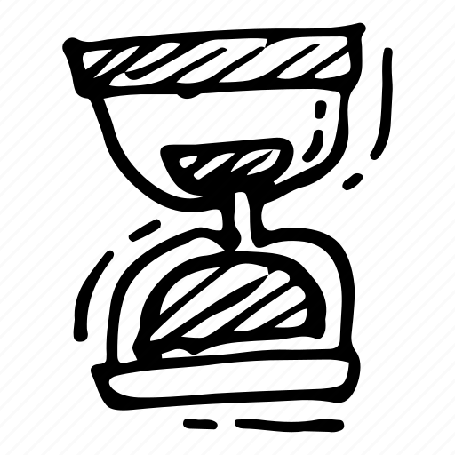 education, hour, hourglass, time, watch icon