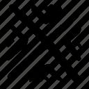 chevron, cros, doodles, pattern, scribble icon