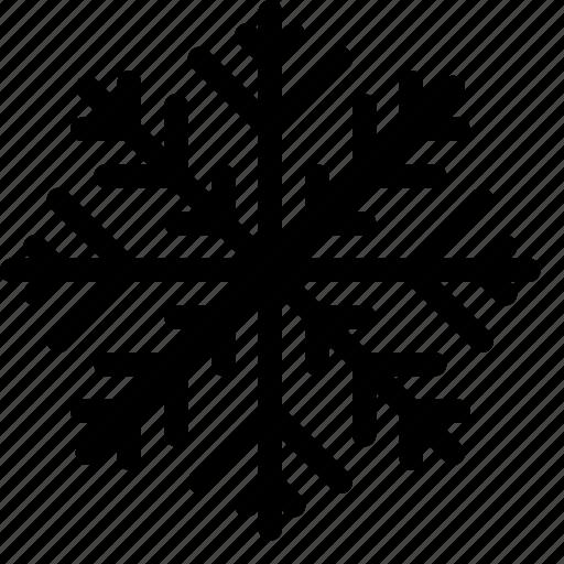 christmas, decoration, ornament, snowflake, winter icon