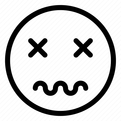 Emoji, emoticon, emotion, face, scared icon - Download on Iconfinder