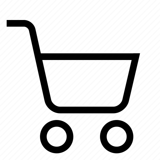 buy, cart, shopping, strolley, supermarket icon