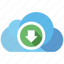 cloud, download, green, seo, seo services, social media, web designer icon