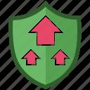 multiup, security, seo, seo pack, seo services, social media, web designer icon
